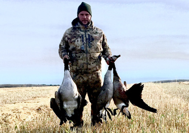 waterfowl hunting alberta canada
